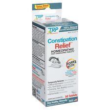 The Relief Products Constipation Relief Homeopathic Dissolving Tablets 50 ea