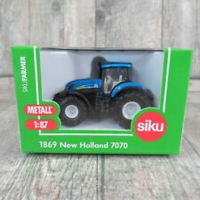 SIKU 1869 - 1:87 - New Holland 7070 Traktor - OVP -#V29386