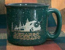"""Large Ceramic Mug """"Durango, Colorado"""""""