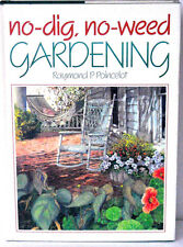 "NEW*UNOPENED* ""No-Dig~No-Weed GARDENING~RAY POINCELOT""   HCw/DJ"
