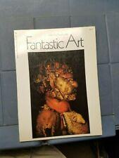 1973 Ballantine Books FANTASTIC ART PB Softcover Book 1st Print