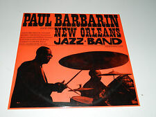 LP Paul BARBARIN and His New Orleans Jazz Band New Orleans Jamboree JAZZTONE