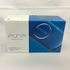 PSP Playstation Portable Vibrant Blue (PSP - 3000 VB) from japan game SONY