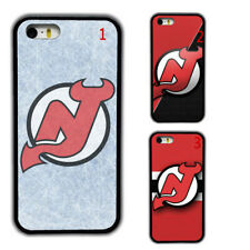 New Jersey Devils  Rubber Phone Case Cover Fits For iPhone / Samsung  / LG