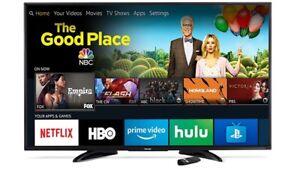 43 inch Smart TV: Fire TV Edition