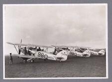 HAWKER HIND ORIGINAL VINTAGE PRESS PHOTO RAF - 2