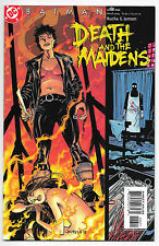 DC Comics - Batman: Death And The Maidens - #6 of 9 March 2004