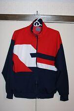 Top Seed VTG 90's Color-block Track Jacket USA Multi Men Medium Athletic Hip Hop