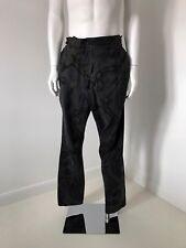 Rare Vivienne Westwood MAN Label Jungle Print 'Drunken/Alcoholic' Mens Trousers