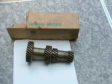 1966-68 Chevy Chevelle 3-speed transmission counter gear assy, NOS! 3912391 gear