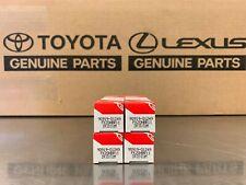 LEXUS OEM FACTORY SPARK PLUG SET 90919-01249 QTY 4 IS200T RC200T IS300