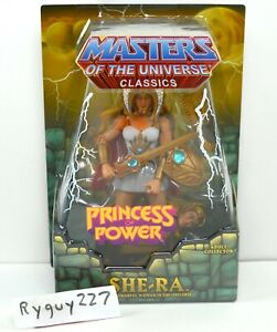 MOTUC, She-Ra, Masters of the Universe Classics, MOC, figure, sealed, He-Man POP