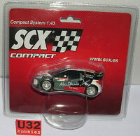 SCALEXTRIC COMPACT C10231X300 CITROEN DS3 WRC RALLY PORTUGAL