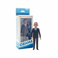 """Post Presidency BARACK OBAMA 6"""" Collectible Political Action Figure Brand NEW"""