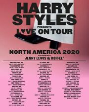 Harry Styles Verfied Ticket Love On Tour 10/04/21 MSG Madison Square Garden