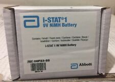 i-STAT 1, NiMH 9V Battery, Brand New