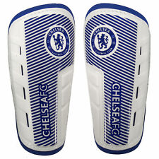 Chelsea Football Kit Official Shinguards Shinpads Boys Size XS 120cm Height