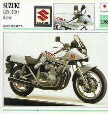 Suzuki gsx 1100 s katana moto sportiva giappone 1980 de agostini 01-13