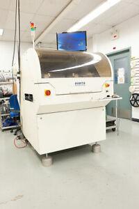exerra EP-33 PCB Stencil Screen Printer Machine