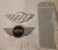 Emblem Mini cooper Capot Badge avant Logo Emblème pour R50 R52 Cooper & One