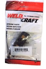 WeldCraft SW-3 Flat Style Push Button Momentary Switch