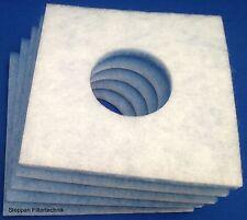 10 x Ersatzfilter für Helios ELF- ELSN- ELS Staubfilter Ventilator 00939 Filter