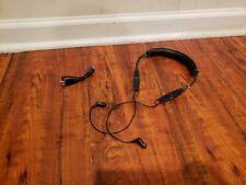 "Klipsch Reference R6 Neckband Earbuds Bluetooth Headphone ""Fair"" condition"