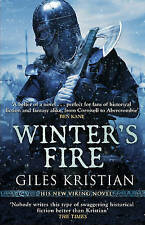 Winter's Fire: (The Rise of Sigurd 2) by Giles Kristian Paperback BRAND NEW 2017