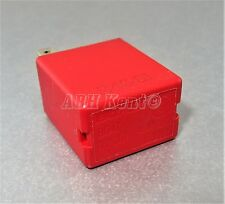 159-Fiat Alfa Lancia (00-16) 4-Pin Multi-Use Red Relay 46446542 232003 12V 30A