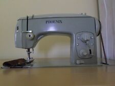 antike Phoenix Nähmaschine mit Schrank Nähmaschinenschrank selten rar