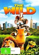 The Wild * NEW DVD * (Region 4 Australia)