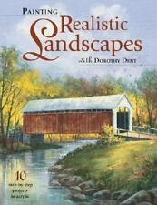 PAINTING REALISTIC LANDSCAPES WITH DOROTHY DENT **BRAND NEW**
