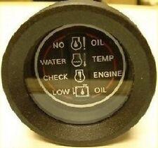 GENUINE EVINRUDE JOHNSON OMC ENGINE OIL TEMP SYSTEM CHECK GUAGE 0177096  0176317