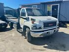 2009 GMC C5500 Rollback wheel lift Flatbed towtruck Fully Loaded all power