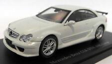 Voitures, camions et fourgons miniatures blancs Kyosho pour Mercedes