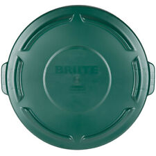 New listing (10-Pack) Brute 32 gallon Trash Can Lid - Dark Green