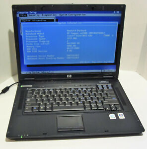 HP Compaq nx7400 15.4in. Notebook/Laptop (Intel Core 2 Duo 1.83GHz 4GB NO HDD)