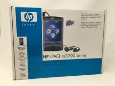 HP iPAQ rx3715 Mobile Media Companion Wi-Fi Bluetooth New Open Box