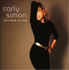 Carly Simon-This Kind of Love  CD NEW