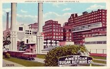 AMERICAN SUGAR REFINERY, NEW ORLEANS, LA. second largest refinery in the world