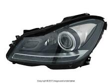 Mercedes C250 C300 C350 C63 AMG (2008-2015) Headlight Assembly (Bi-Xenon) RIGHT