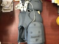 !!!! VINTAGE HOCKEY PROTECTION COOPERALL CG3 GIRDLE YOUTH MEDIUM !!! WOW !!!