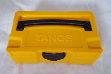 Amarillo Tanos Festool Systainer Micro en colores Dewalt