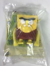 Sponge Bob Square Pants Neanderthal  Burger King Lost in Time Nickelodeon 2005