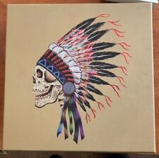 *RARE CD* WES LANG OWNED AND SIGNED GRATEFUL DEAD [SPRING 1990] 05/20 BOX