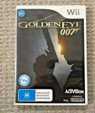 Golden Eye 007 NINTENDO WII Complete AU Release