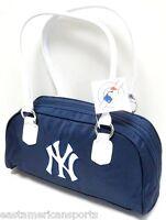 New York Yankees MLB DF Craze Purse Womens Tote Case Bag Girls Handbag MLYK5761