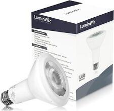 Luminwiz 13W PAR30 LED Bulb Light Dimmable 850lm 3000K Soft White Spotlight 75We