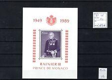 MON12   Rainier III   YT BF 45  **