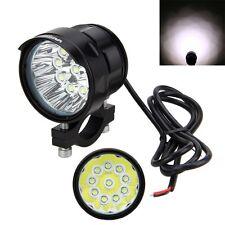 9000LM 9x XM-L T6 90W LED Motorcycle Spot Light Offroad Driving Fog Lamp 4V-84V